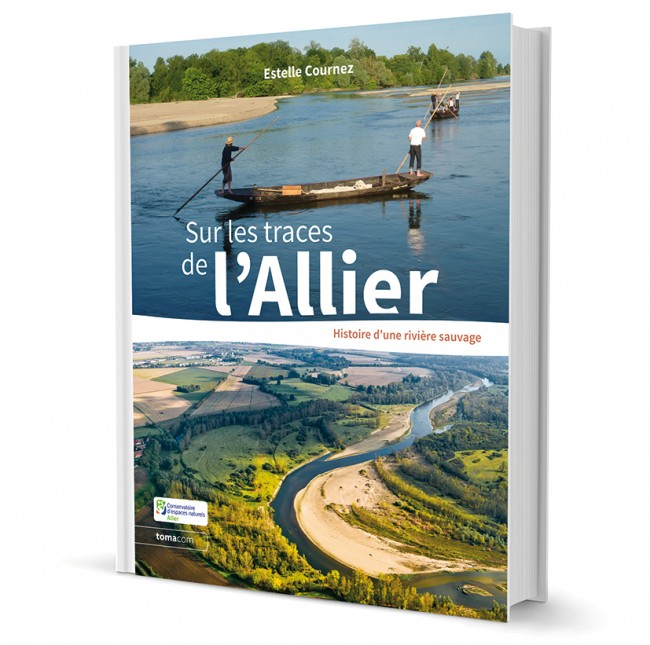 Livre Sur les traces de l'Allier